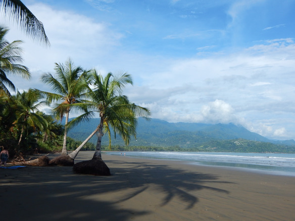 La Ballena Playa